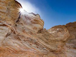 Vulkanische Ascheablagerungen in der Nähe der Fumarolen (c) Tobias Schorr