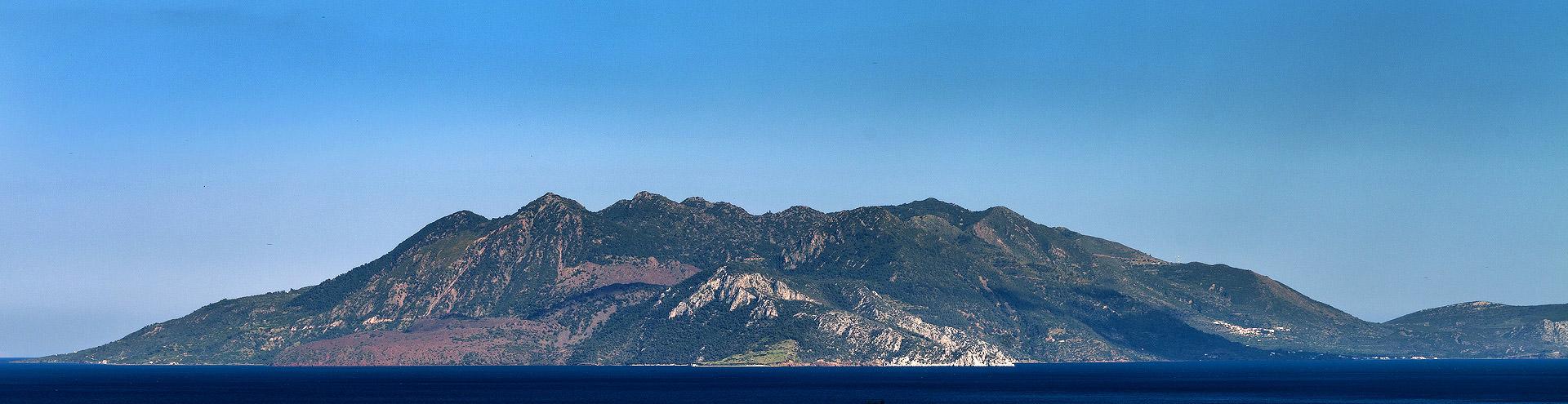 Vulkanhalbinsel von Palia Epidavros fotografiert